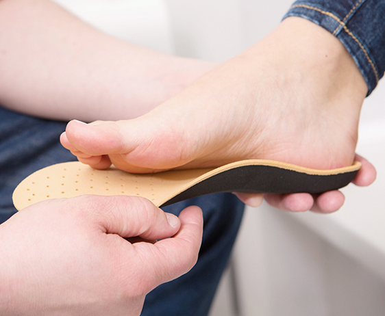 Why Wear Custom Foot Orthoses?