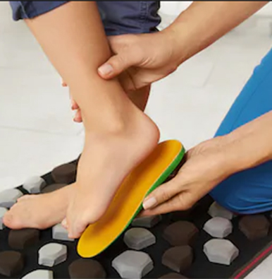 Custom Foot Orthoses Manufacturing